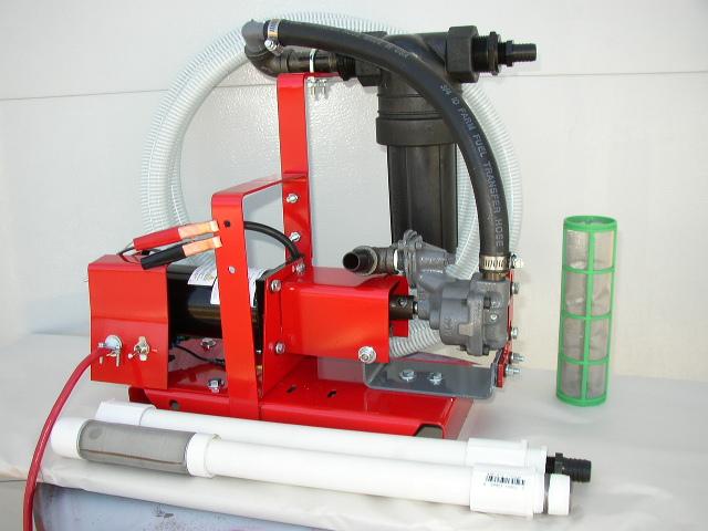 Waste Oil Pump Waste Oil Strainer